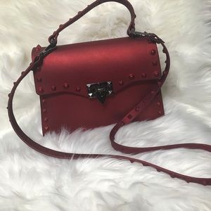 Cute red bag
